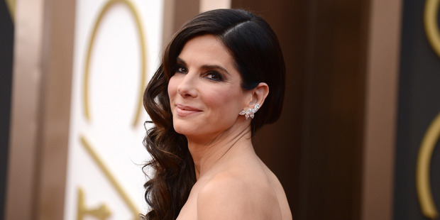 Herald writer Peter Bromhead once gave Hollywood actress Sandra Bullock his autograph