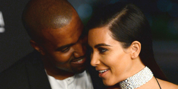 Kanye West and Kim Kardashian have made it to Time magazine's Most Influential list.
