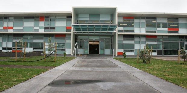 Papamoa College. Photo/File