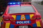 VIOLENT: A man is recovering after a vicious home invasion in Napier this morning. PHOTO FILE