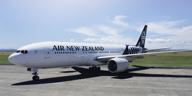 You can be in paradise in less than four hours aboard Air New Zealand's 777-200.