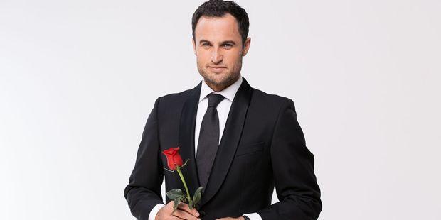 NZ Bachelor Jordan Mauger.