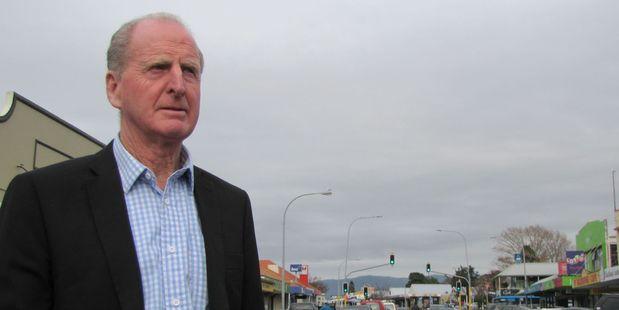 Western Bay Mayor Ross Paterson
