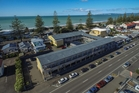 A 30-year lease on the Quality Inn Napier is available on an improving local tourism industry.