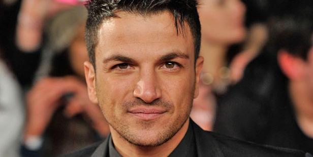 90s pop singer Peter Andre. Photo / Getty Images
