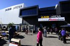 Tauranga's ASB Arena is set to get two new courts.