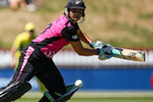 Suzie Bates top scored for the White Ferns with 37. Photo /Getty