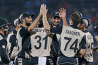 The Black Caps cruised to an opening win over India. Photo / AP