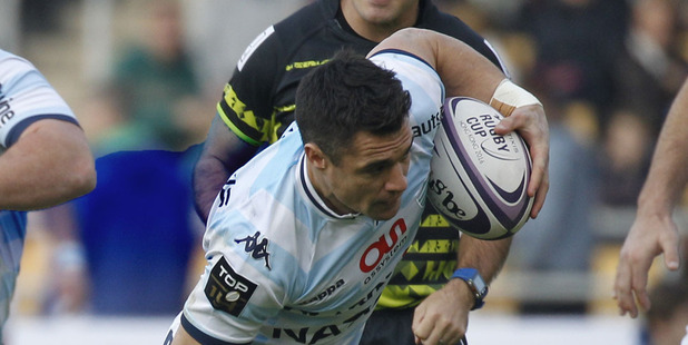 Dan Carter. Photo / AP