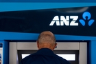 Dual-listed bank ANZ led the index yesterday, rising 2 per cent to $29.20. Photo / Dean Purcell