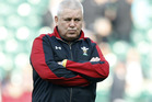 Warren Gatland. Photo / AP