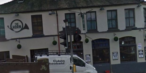 Horn Pub owner Adrian Bell, 53, claimed the team won the quiz's £40 bar tab prize two or three times a month. Photo / Google Street View