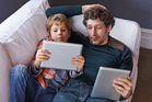 As time goes by, we will find a better, calmer perspective on the topic of children and technologies. Photo / iStock