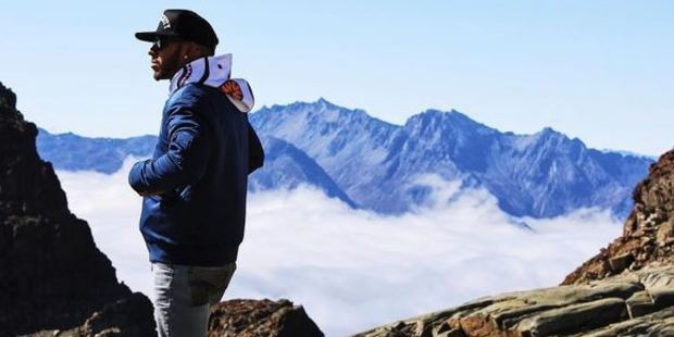Loading Lewis Hamilton shared photos of his time in NZ on social media. Photo / Lewis Hamilton Instagram