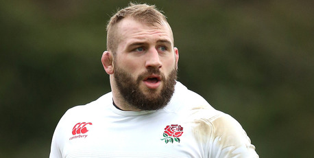 England prop Joe Marler. Photo / Getty