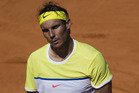 Rafael Nadal has been copping it big time. Photo / AP