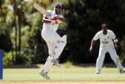 Auckland batsman Jeet Raval. Photo / Getty