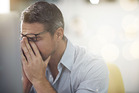 Severe stress can cause burnout-related apathy which occurs after witnessing or enduring a dangerous event. Photo / iStock