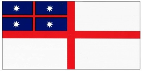 New Zealand's first flag, Te Kara.