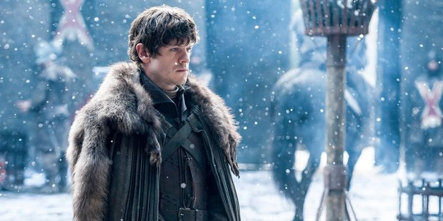 Iwan Rheon as Ramsay Bolton. Photo / HBO