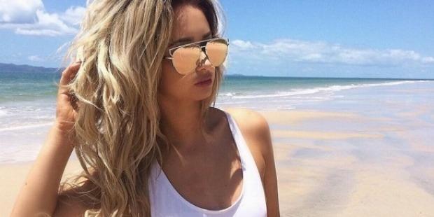 Kiwi footballer Laura Merrin. Photo / Instagram