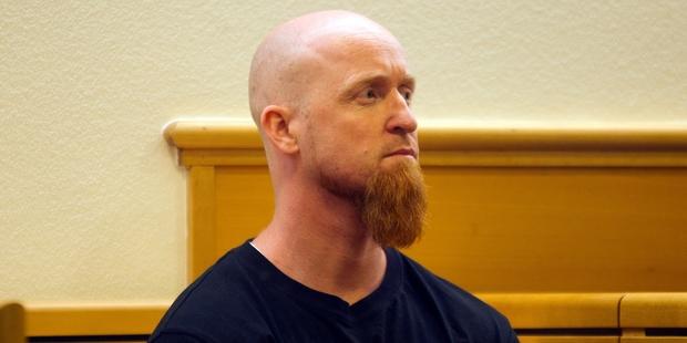 Raymond Green was sentenced in Tauranga High Court yesterday.