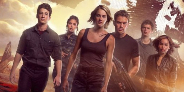 Loading The new Divergent movie Allegiant flopped in the US box office.