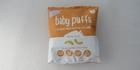 Little Bellies Baby Puffs, Yummy Carrot - $2.29 for 12g. Photo / Wendyl Nissen