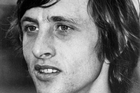 Dutch genius Johan Cruyff died of lung cancer aged 68. Photo / AP