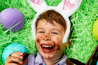 From ice creams to Kiwi eggs to decadent flavoured milk, this Easter brings in chocolate treats galore. Photo / Getty