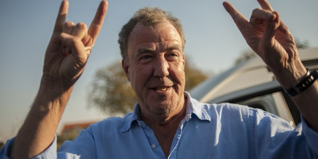 Former Top Gear presenter Jeremy Clarkson. Photo / Getty Images