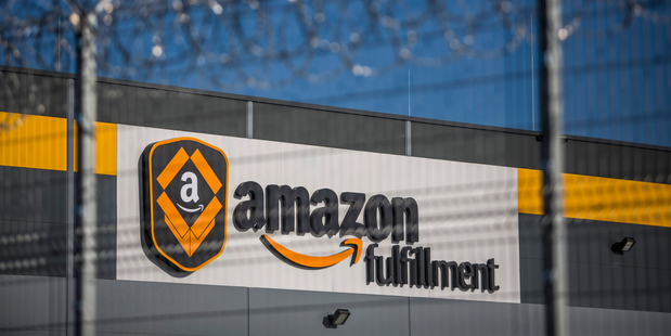 Amazon was the only technology company that sought to block the shareholder resolution on gender pay. Photo / Getty Images