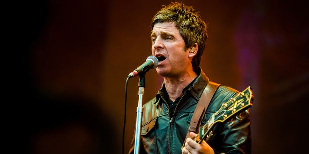 Musician Noel Gallagher. Photo / Getty Images