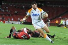 Stephen Donald last played for the Chiefs five seasons ago. Photo / Getty
