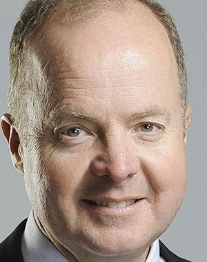 Kiwi Property chief executive Chris Gudgeon.