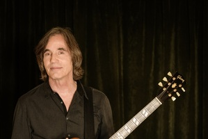 Jackson Browne and band are playing one show at the Civic Theatre in April.