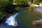 A Sigatoka River Safari.