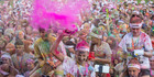 View: Color Run in Albany