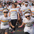 Constants enjoy the 2016 Color Run in Albany. Photo / Greg Bowker