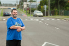 Owhata School principal Bob Stiles is pleased with plans to put speed bumps along Brent Rd. PHOTO/BEN FRASER