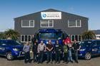 The NZ Manuka team at Opotiki.