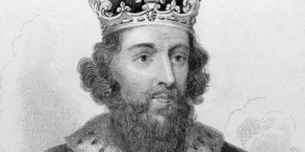 King Alfred the Great (849-899).