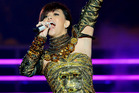 Taiwan singer A-mei is performing in Auckland in April. Photo / Getty Images