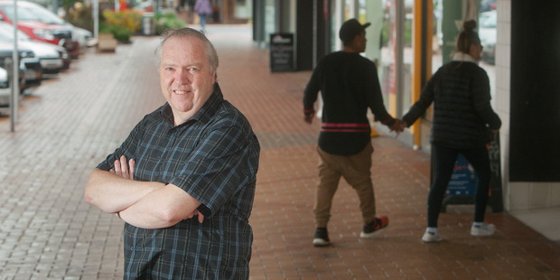 Loading Rotorua businessman Mark Gould says inner city businesses should have opened this Easter, instead of waiting for a law change. Photo / Ben Fraser