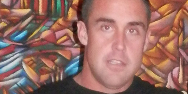 Scott Elliott of Wellington has been arrested on drugs charges in Ecuador. Photo / Supplied