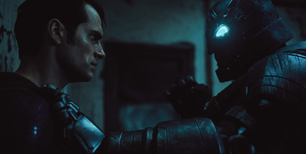 Loading A scene from the movie Batman v Superman: Dawn of Justice.