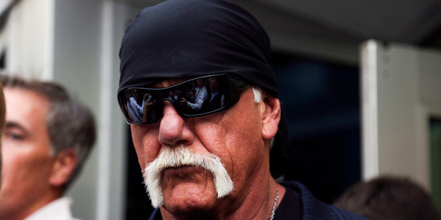 Hulk Hogan, whose given name is Terry Bollea was awarded a payout from Gawker Media, but the case is not closed. Photo / Getty