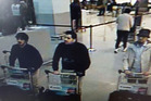 Belgian police sources have reportedly named the two airport suicide bombers as brothers Khalid and Brahim el-Bakraoui. Photo / AP