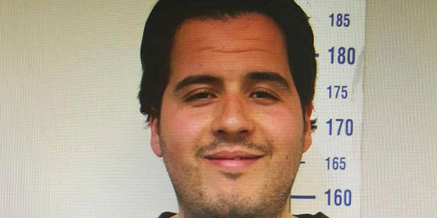 Ibrahim El-Bakraoui. Photo / AP