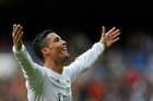 Real Madrid's Cristiano Ronaldo is the most followed athlete in the world on Twitter. Photo / AP.